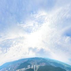 碧桂园东山文化园地块全景图